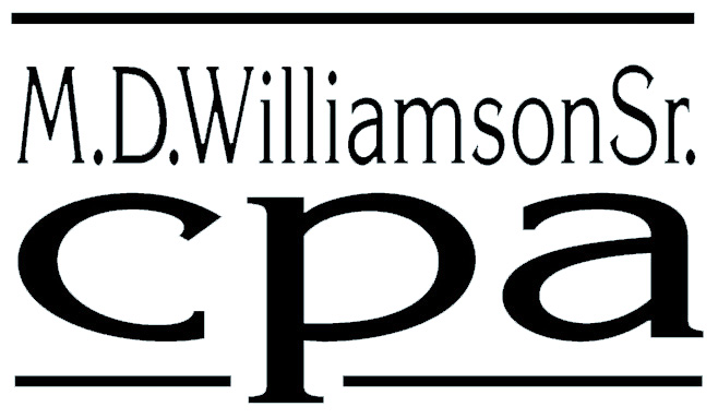 M D Williamson Sr CPA CFE